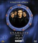 【送料無料】[枚数限定]スターゲイト SG-1 シーズン1<SEASONSコンパクト・ボックス>/リチャード・ディーン・アンダーソン[DVD]【返品種別A】