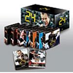 【送料無料】[枚数限定][限定版]24 -TWENTY FOUR- 10周年記念コンプリートDVD-BOX/キーファー・...