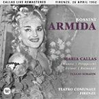 ロッシーニ:歌劇『アルミーダ』(1952年4月26日、フィレンツェ、ライヴ)【輸入盤】▼/マリア・カラス[CD]【返品種別A】