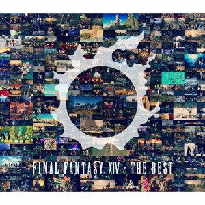 [무료 배송] FINAL FANTASY XIV-the BEST (Blu-ray Disc Music) / 게임 음악 [Blu-ray] [Return Type A]