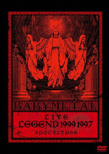 邦楽, ロック・ポップス LIVELEGEND 19991997 APOCALYPSEBABYMETALDVDA
