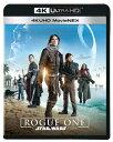 【送料無料】ローグ・ワン/スター・ウォーズ・ストーリー 4K UHD MovieNEX/フェリシティ・ジョーンズ[Blu-ray]【返品種別A】