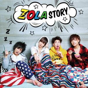 【送料無料】ZOLA STORY/ZOLA×ZOLA PROJECT[CD]【返品種別A】