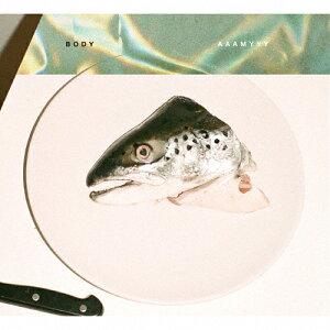 [枚数限定]BODY/AAAMYYY[CD]【返品種別A】
