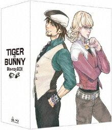 TIGER & BUNNY Blu-ray BOX/アニメーション