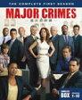 MAJOR CRIMES 〜重大犯罪課〜〈ファースト・シーズン〉/メアリー・マクドネル[DVD]【返品種別A】
