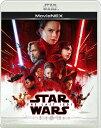 【送料無料】スター・ウォーズ/最後のジェダイ MovieNEX【通常版】[2Blu-rayDVD]/マーク・ハミル[Blu-ray]【返品種別A】
