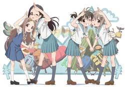 【送料無料】ヤマノススメ 新特装版(Blu-ray)/アニメーション[Blu-ray]【返品種別A】