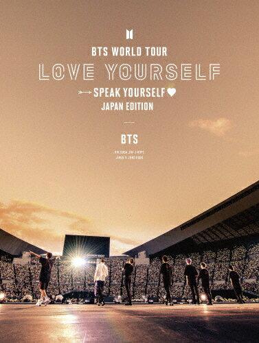 邦楽, その他 BTS WORLD TOURLOVE YOURSELF:SPEAK YOURSELF-JAPAN EDITION()DVDBTSDVDA