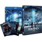 【送料無料】スカイライン-征服-/エリック・バルフォー[Blu-ray]【返品種別A】【smtb-k】【w2】
