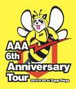 【送料無料】AAA 6th Anniversary Tour 2011.9.28 at Zepp Tokyo/AAA[Blu-ray]【返品種別A】
