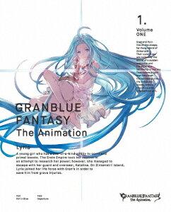 GRANBLUEFANTASYTheAnimation1(完全生産限定版)|アニメーション|ANZX-11841/2
