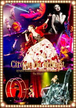 【送料無料】ayumi hamasaki ARENA TOUR 2015 A Cirque de Minuit 〜真夜中のサーカス〜 The FINAL/浜崎あゆみ[DVD]【返品種別A】