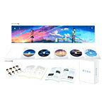 [先着特典付]「君の名は。」Blu-rayコレクターズ・エディション【4KULTRAHDBlu-ray同梱BD5枚組】(初回生産限定) アニメーション TBR-27260D