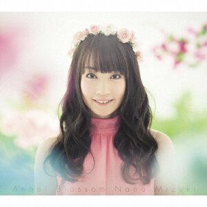 【送料無料】[枚数限定][限定盤]Angel Blossom(初回限定盤/Blu-ray Disc付)/水樹奈々[CD+Blu-ra...