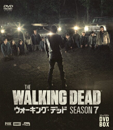 【送料無料】ウォーキング・デッド コンパクト DVD-BOX シーズン7/アンドリュー・リンカーン[DVD]【返品種別A】