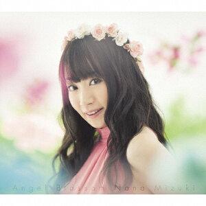 【送料無料】[枚数限定][限定盤]Angel Blossom(初回限定盤/DVD付)/水樹奈々[CD+DVD]【返品種別A】