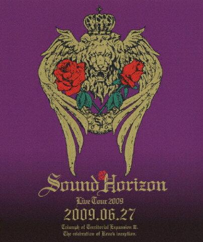 【送料無料】第三次領土拡大遠征凱旋記念『国王生誕祭』2009.06.27/Sound Horizon[Blu-ray]【返品種別A】