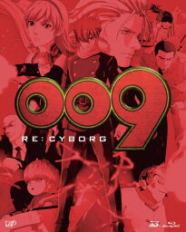 009 RE:CYBORG 豪華版/アニメーション