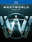 【送料無料】[限定版]【初回限定生産】ウエストワールド<ファースト・シーズン> ブルーレイ コンプリート・ボックス/アンソニー・ホプキンス[Blu-ray]【返品種別A】