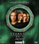 【送料無料】スターゲイト SG-1 シーズン3<SEASONSコンパクト・ボックス>/リチャード・ディーン・アンダーソン[DVD]【返品種別A】