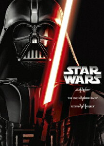 【送料無料】[枚数限定][限定版]スター・ウォーズ オリジナル・トリロジー DVD-BOX<3枚組>〔初回生産限定〕/マーク・ハミル[DVD]【返品種別A】