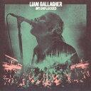 MTVアンプラグド(ライヴ・アット・ハル・シティ・ホール)/リアム・ギャラガー[CD][紙ジャケット]【返品種別A】