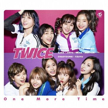 [限定盤]One More Time(初回限定盤B)/TWICE[CD+DVD]【返品種別A】