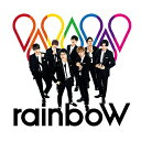 【送料無料】[枚数限定][限定盤]rainboW(初回盤A)/ジャニーズWEST[CD+DVD]【返品種別A】