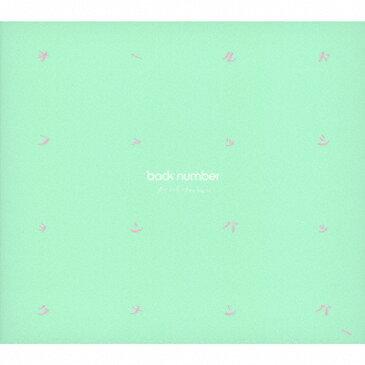 [枚数限定][限定盤]オールドファッション(初回限定盤)/back number[CD+DVD]【返品種別A】