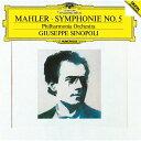 [枚数限定][限定盤]マーラー:交響曲第5番/ジュゼッペ・シ