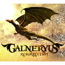 RESURRECTION/GALNERYUS[CD]【返品種別A】