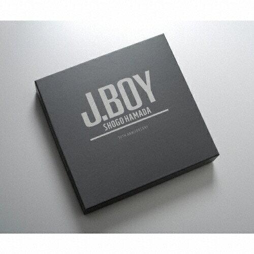 """【送料無料】[枚数限定][限定盤]""""J.Boy"""" 30th Anniversary Box(20,000セット限定生産)/浜田省吾[CD+DVD]【返品種別A】"""
