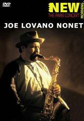 【RCP】【送料無料】ジョー・ロバーノ・ノネット/ザ・パリ・コンサート/ジョー・ロバーノ[DVD]...