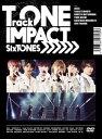 【送料無料】[枚数限定][限定版]TrackONE —IMPACT—(DVD初回盤)/SixTONES[DVD]【返品種別A】