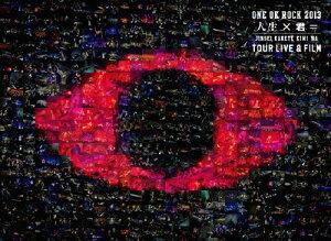 "ONEOKROCK2013""人生×君=""TOURLIVE&FILM|ONEOKROCK|AZBS-1015"