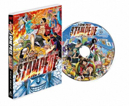 劇場版『ONEPIECESTAMPEDE』スタンダード・エディション/アニメーション DVD  返品種別A