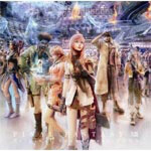 FINAL FANTASY XIII Original Soundtrack PLUS / Game Music [CD] [Return Type A]