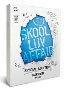 CD, 韓国(K-POP)・アジア Skool Luv Affair Special Addition (Reissued)BTSCDDVDA