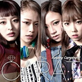 [枚数限定][限定盤]Jumping Camping!!!!(初回生産限定盤)/Carat[CD+DVD]【返品種別A】