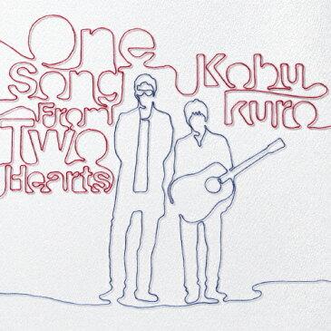One Song From Two Hearts/ダイヤモンド/コブクロ[CD]【返品種別A】
