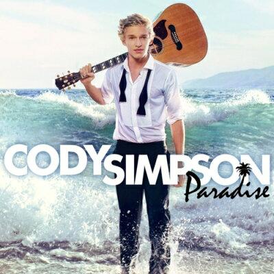 【RCP】PARADISE[輸入盤]/CODY SIMPSON[CD]【返品種別A】