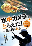 水中カメラはとらえた! 魚VS釣り名人 エギング アオリイカ編/趣味[DVD]【返品種別A】