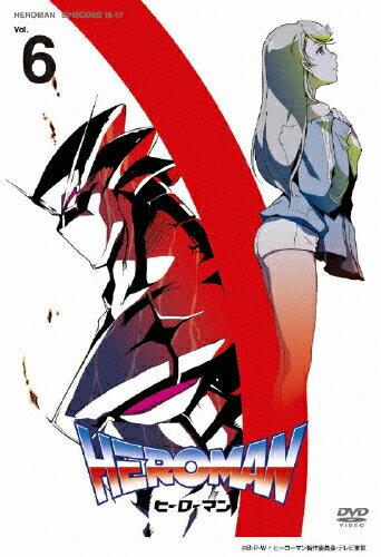 アニメ, その他 HEROMAN Vol.6()DVDA