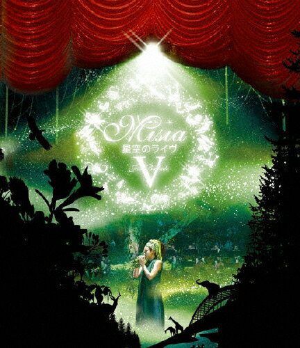 枚数  星空のライヴVJustBalladeMISIAwith星空のオーケストラ2010/MISIA Blu-ray  返