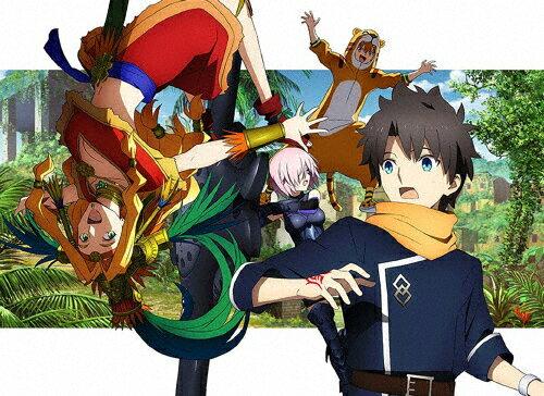 TVアニメ, 作品名・は行 FateGrand Order -- 3()DVDA