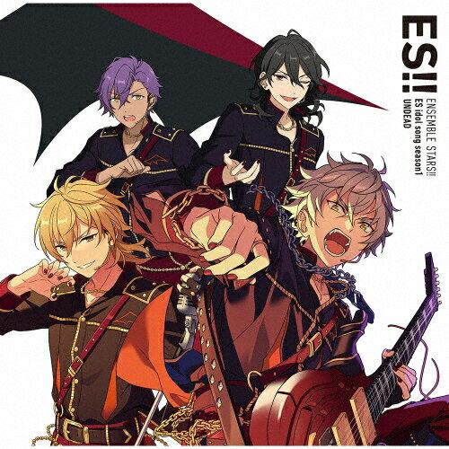 CD, ゲームミュージック !! ES season1 UNDEADUNDEAD((),(),(),())CDA