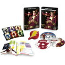 【送料無料】[枚数限定][限定版]【数量限定生産】シャザム! プレミアム・エディション<4K ULTRA HD&ブルーレイセット>(2,000セット限定/3枚組/ブックレット付)/ザッカリー・リーヴァイ[Blu-ray]【返品種別A】