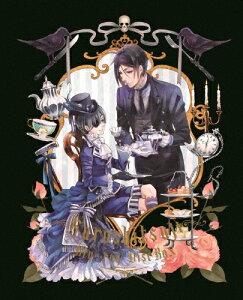 【送料無料】[枚数限定][限定版]「黒執事」Blu-ray Disc BOX(完全生産限定版)/アニメーション[B...