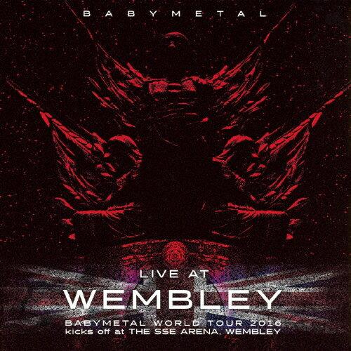 アイドル, アイドル名・は行 LIVE AT WEMBLEY(BABYMETAL WORLD TOUR 2016 kicks off at THE SSE ARENA,WEMBLEY)BABYMETALCDA